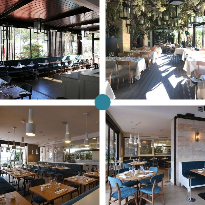 Privatisation - Avenue 31 - Restaurant Monaco