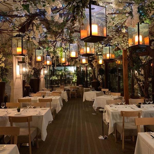 Le Restaurant - Avenue 31 - Monaco