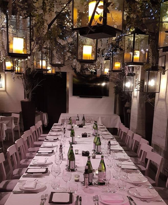Repas de groupe - Avenue 31 - Restaurant Monaco